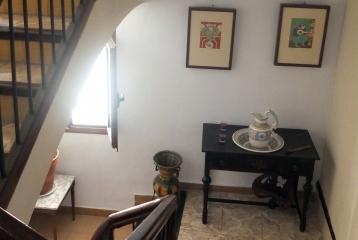 La Casa de los Aromas - Detalle escalera