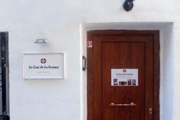 La Casa de los Aromas - Entrada