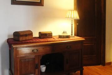 La Casa de los Aromas - Detalle salón