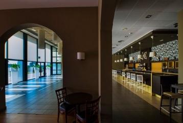 Hotel Cortijo Santa Cruz - Hotel Cortijo Santa Cruz, cafetería