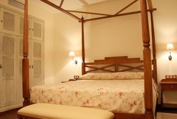 Hotel Cortijo Santa Cruz - Hotel Cortijo Santa Cruz, habitación
