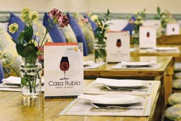 Casa Rubio - Salón