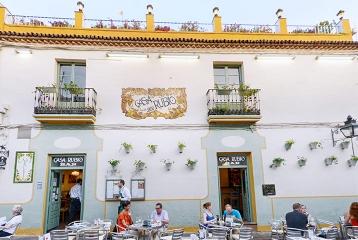 Casa Rubio - Fachada