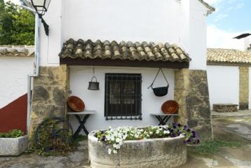 Hotel Hacienda la Vereda - Patio