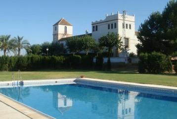Hotel Hacienda Los Jinetes - Piscina