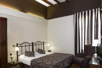 Hotel Sercotel Villa Engracia - Habitación