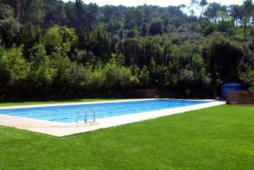 Hotel Sercotel Villa Engracia - Piscina