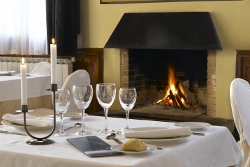 Hotel Sercotel Villa Engracia - Restaurante