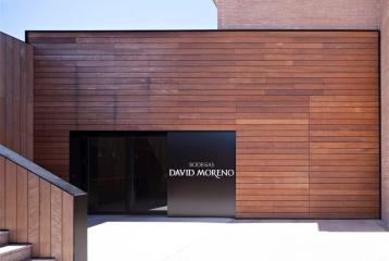 Bodega David Moreno - Entrada bodega