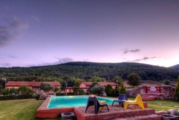 Hotel La Ermita de los Llanos - Piscina