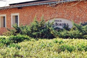 Finca Son Bordils - Bodega