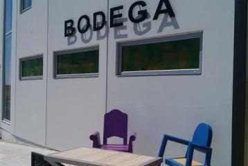 Bodega Copaboca - Entrada bodega