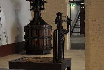 Museo del Vino de Almonte - Lagar