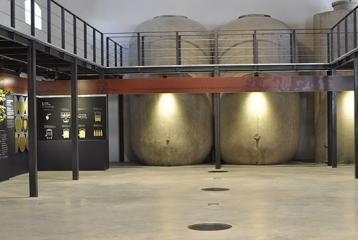 Museo del Vino de Almonte - Depósitos