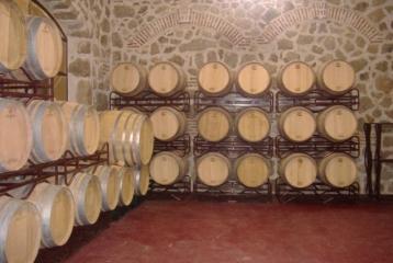 Bodega Garnacha Alto Alberche - Barricas