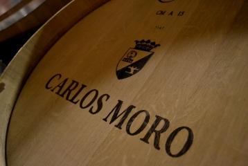 Bodega Carlos Moro - Barricas