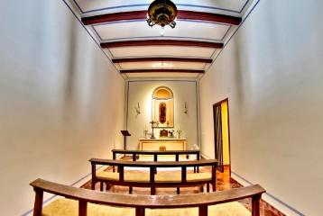 Finca San Agustín - Capilla