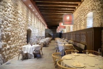 Monasterio de Valbuena - Restaurante El Compás