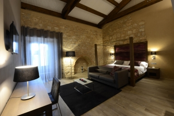 Monasterio de Valbuena - Habitación Junior Suite