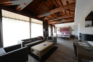 Habitación Suite Mirador