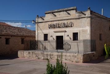Bodegas Montecillo - Bodegas Montecillo Histórica 1874