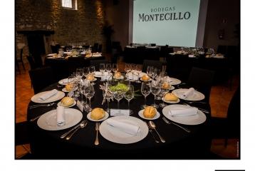 Bodegas Montecillo - Montaje Evento Bodegas Montecillo