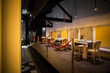 Restaurante EL CENTRE en Sant Sadurní d'Anoia, Barcelona