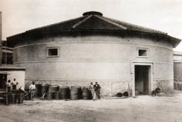 Bodegas Utielanas - Bodega Redonda, antigua propiedad de la Cooperativa Agrícola de Utiel