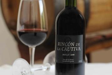 Bodegas Bolabana - Vino tinto, Rincón de la Cautiva.