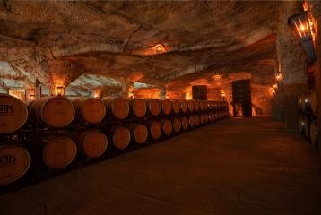 Cueva Sala de barricas
