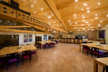 Bodegas Emilio Moro - Restaurante