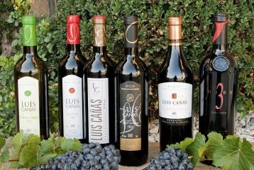 Bodega Luis Cañas - Vinos