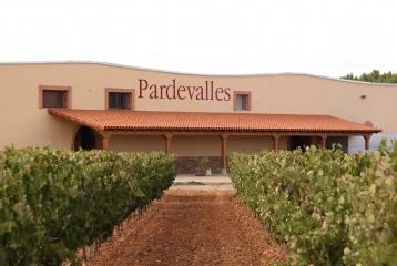 Entrada a Viñedos y Bodega Pardevalles