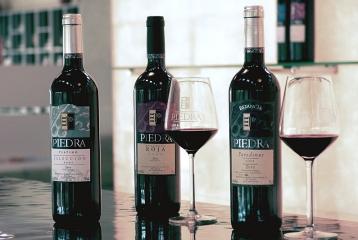Bodegas y Viñedos Estancia Piedra - Vinos