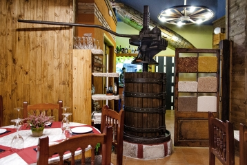 restaurante Km0 gestionado por Ca la Laia
