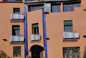 Hotel Cal LLop - Fachada del hotel