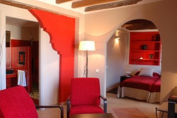 Hotel Cal LLop - Junior suite