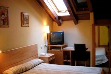 Hotel ATH Ribera del Duero - Habitación doble buardilla