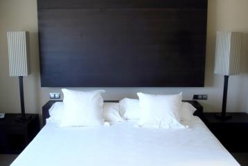 Bodega y Hotel Pago del Vicario - Habitación