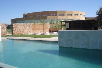 Bodega y Hotel Pago del Vicario - Vistas exteriores del Pago