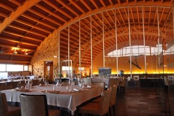Bodega y Hotel Pago del Vicario - Restaurante