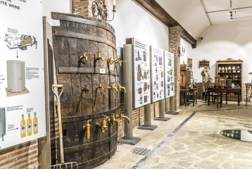 Centro Temático del Vino Villa-Lucía -