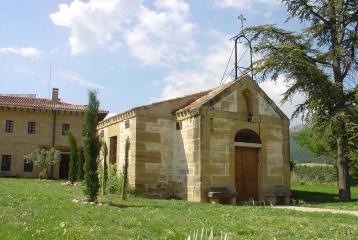 Ermita S.XVI. restaurada tras la