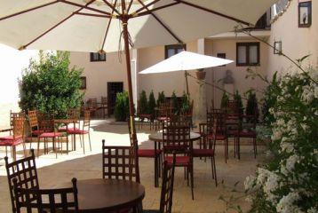 Palacio Rejadorada - Patio