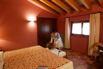 Hotel Villa de Ábalos - Habitación