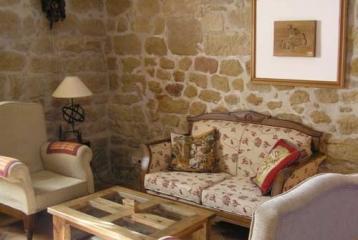 Hotel Villa de Ábalos - Sala de estar