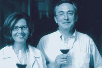 Celler Bàrbara Forés - Maria Carme Ferrer Escoda y Manuel Sanmartin Suñer