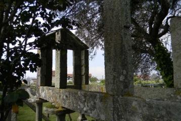 Pazo Carrasqueira - Jardín