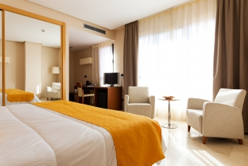 Bodega Julio Crespo-Hotel Vistaflor Sahagun - Hotel Vistaflor Sahagun