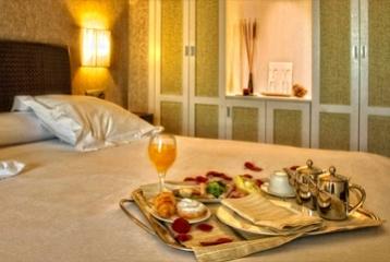 Balneario de Olmedo - Desayuno en habitación doble estándar